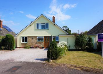 Thumbnail 3 bed detached house for sale in Willand Old Village, Cullompton