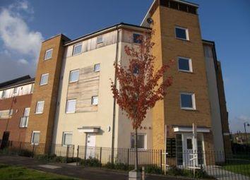 Thumbnail 2 bedroom flat to rent in Clayburn Road, Hampton Centre