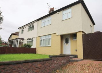 Thumbnail 3 bed semi-detached house for sale in Oakhill Park, Old Swan, Liverpool