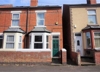 Thumbnail 3 bed semi-detached house for sale in Rosetta Road, Nottingham