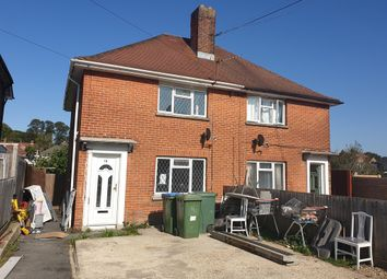 Thumbnail 3 bed semi-detached house for sale in Conifer Road, Southampton