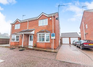 3 bed semi-detached house for sale in Whetstone Way, Outwell, Wisbech PE14