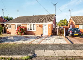 Thumbnail 2 bed semi-detached bungalow for sale in Pennystone Close, Saughall Massie, Wirral