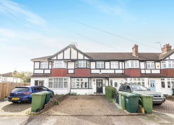 Thumbnail 3 bed terraced house for sale in Evelyn Way, Sunbury-On-Thames