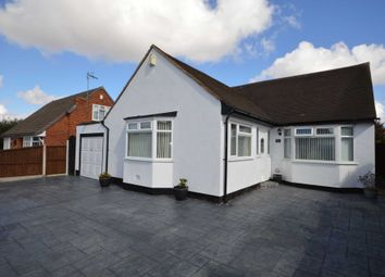 3 bed bungalow for sale in Hawthorne Lane, Bromborough, Wirral CH62