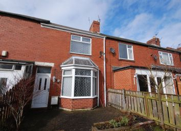 Thumbnail 2 bed property for sale in St. Andrews Terrace, Ashington