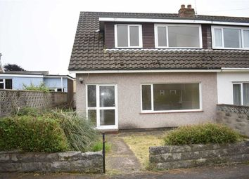 Thumbnail 3 bedroom semi-detached house for sale in Brandy Cove Road, Bishopston, Swansea