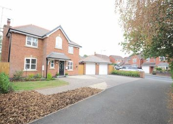 Thumbnail 4 bed detached house for sale in Highland Drive, Lightwood, Longton, Stoke-On-Trent