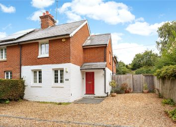 Thumbnail 2 bed semi-detached house for sale in Dummer Road, Axford, Basingstoke, Hampshire