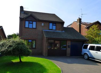 Thumbnail 4 bed detached house to rent in Tollgate Park, Shaftesbury