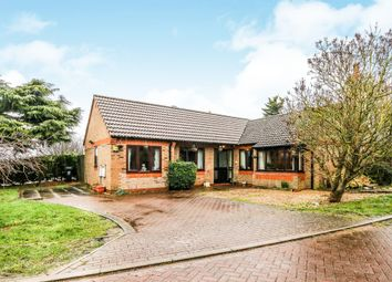 4 bed detached house for sale in St Marys Close, Thrapston, Kettering NN14