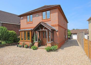 Thumbnail Detached house for sale in School Road, Nomansland, Salisbury