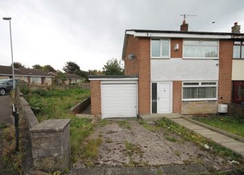Thumbnail 3 bedroom semi-detached house for sale in Marigold Street, Rochdale