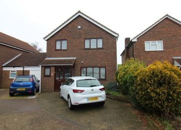 4 bed detached house for sale in Corral Close, Kent ME5