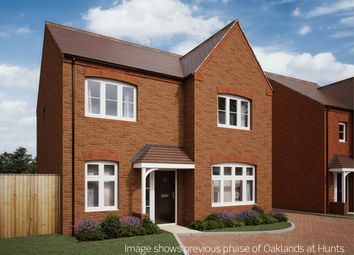 Thumbnail 4 bed detached house for sale in Crains Bill Meade, Hardwicke