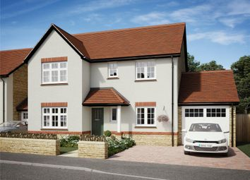 Thumbnail 4 bed property for sale in The Chestnuts, Winscombe, Somerset