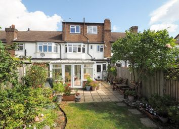Thumbnail 4 bed terraced house for sale in Cardinal Avenue, Morden