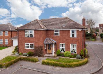 Thumbnail 4 bed detached house for sale in Adams Court, Saffron Walden