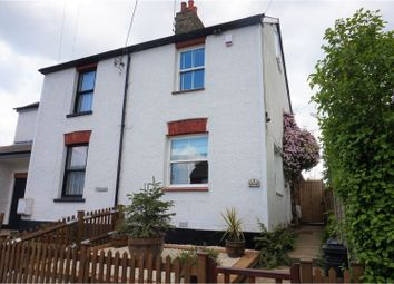 Thumbnail 3 bed semi-detached house for sale in Red Street, Gravesend