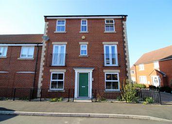 Thumbnail 4 bedroom end terrace house for sale in Prospero Way, Haydon End, Swindon