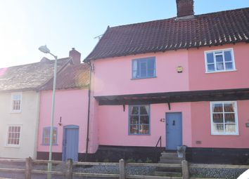 Thumbnail 3 bed cottage for sale in High Street, Debenham, Stowmarket