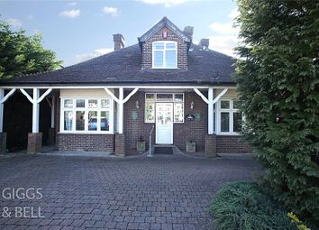 Thumbnail 4 bed bungalow for sale in Barton Road, Luton, Bedfordshire