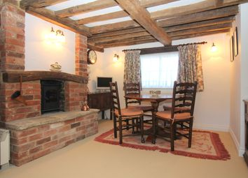 Thumbnail 2 bed cottage for sale in Alresford Road, Preston Candover, Basingstoke