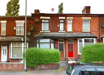 Thumbnail 3 bed terraced house for sale in Amos Street, Manchester