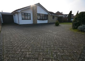 Thumbnail 2 bedroom detached bungalow to rent in Chedgrave Road, Lowestoft, Suffolk