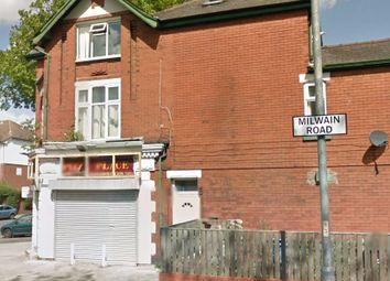 Thumbnail 1 bedroom flat to rent in Slade Mount, Slade Lane, Burnage, Manchester