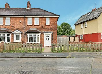 Thumbnail 3 bed terraced house for sale in Ampleforth Grove, Hull
