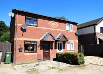 Thumbnail 2 bed semi-detached house for sale in Heol Y Ddol, Pontypandy, Caerphilly