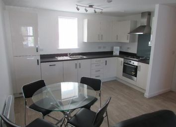 Thumbnail 2 bed flat to rent in Chester Road, Warrington