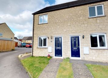 Thumbnail 2 bed semi-detached house for sale in Barrington Close, Witney, Oxford, Oxfordshire