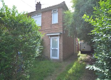 Thumbnail 3 bed end terrace house for sale in Earlham Grove, Norwich