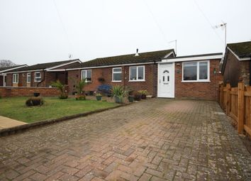 Thumbnail 4 bed detached bungalow for sale in Spinney Close, Brandon