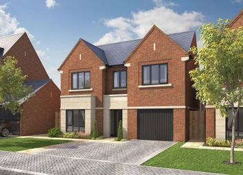 "Thumbnail 4 bedroom detached house for sale in ""The Malden"" at Orchard Lane, East Molesey"