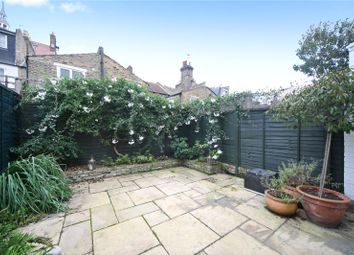 Thumbnail 3 bed terraced house to rent in Broughton Road, Fulham, London