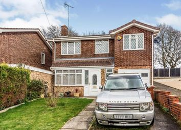 Thumbnail 4 bed detached house for sale in Durham Drive, Off Essex Drive, Rugeley, Staffordshire