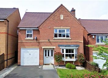 Thumbnail 4 bed detached house for sale in Buttercup Avenue, Donisthorpe