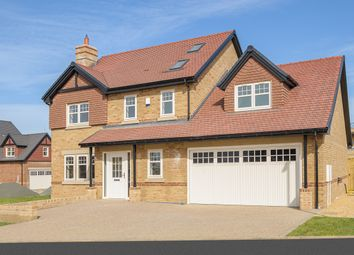 Thumbnail 4 bed detached house for sale in Plot 17, Meadowsweet, Cheviot Meadows, Acklington, Northumberland