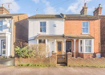 2 bed semi-detached house for sale in Barrington Road, Horsham, West Sussex RH13