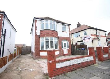 Thumbnail 3 bed detached house to rent in Ryden Avenue, Thornton-Cleveleys