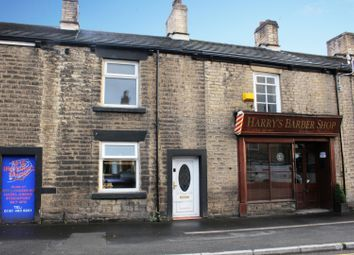 Thumbnail 2 bed terraced house for sale in High Street West, Glossop, Derbyshire