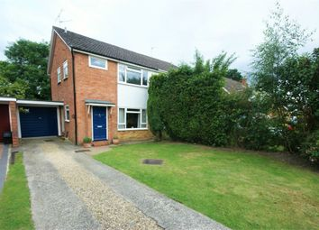 Thumbnail 3 bedroom semi-detached house for sale in Appletree Lane, Spencers Wood, Reading, Berkshire