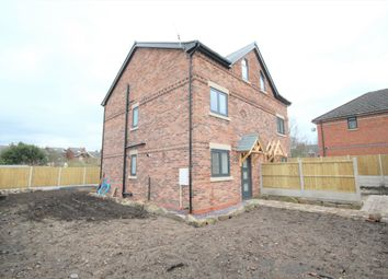 Thumbnail 4 bedroom semi-detached house for sale in Horseshoe Drive, Macclesfield