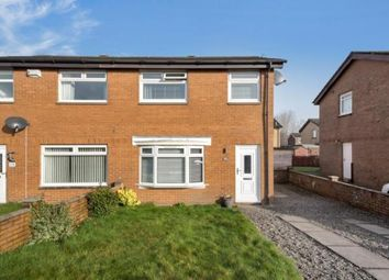 Thumbnail 3 bed semi-detached house for sale in Archerfield Crescent, Glasgow, Lanarkshire