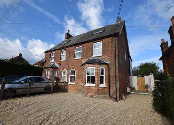 Thumbnail 4 bed semi-detached house for sale in South Terrace, Broad Oak, Heathfield, East Sussex