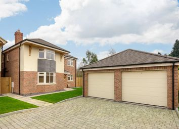 Thumbnail 5 bed property for sale in Burbage Road, Burbage, Hinckley