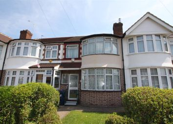 Thumbnail 3 bed terraced house for sale in Millet Road, Greenford